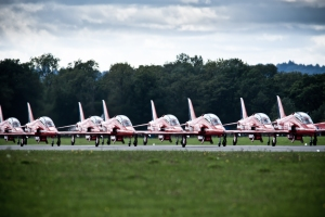 Wings Line-Up Announced for 2011 Show
