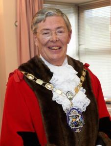 39th Mayor of Surrey Heath - Cllr Tim Dodds