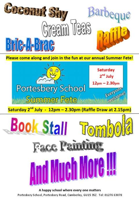 Portesbury Summer Fate