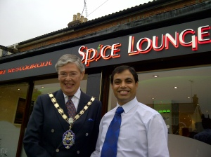 Spice Lounge - Tim Dodds