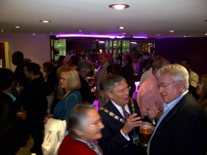 Spice Lounge Launch