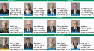 Councillors Heathscene Summer 11