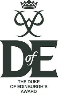 The Duke of Edinburgh Scheme Logo