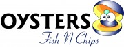 Oysters Fish & Chips Logo - Lightwater