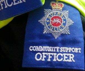Surrey Police PCSO
