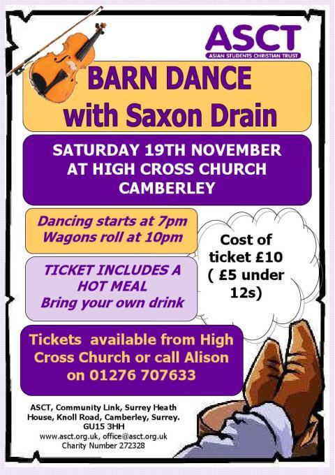 ASCT Barn Dance