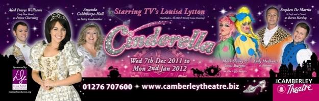 Cinderella Panto - Camberley 2011
