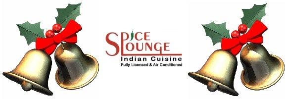 Spice Lounge Christmas