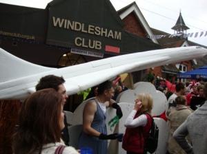 Windelsham Pram Race 2011