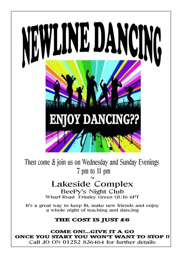Line Dancing - Lakeside