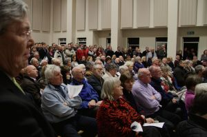Deepcut public meeting - 24th Feb 12