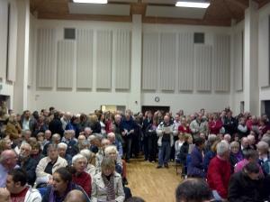 Deepcut public meeting - 24 Feb 12