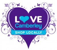 Love Camberley Button