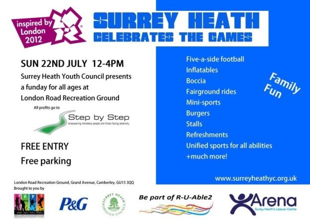 Surrey Heath Youth Council