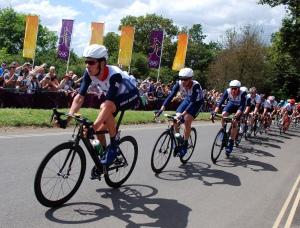 London 2012 Team GB - Box Hill