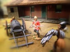 Zulu War Day - RLC Museum (12)