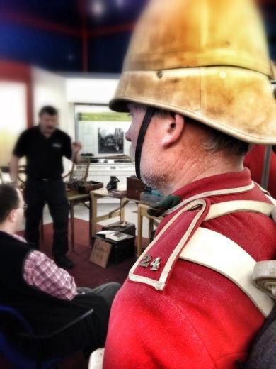 Zulu War Day - RLC Museum (5)