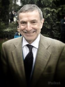 Sir Michael Aaronson CBE