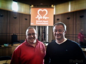 Heart Start - Camberley Heart Town - Mike Collier & Mark Gosling