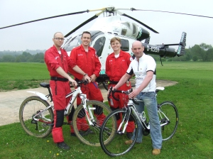 Kent Sussex and Surrey Air Ambulance