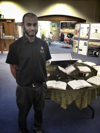 Discover Islam - Camberley 2013 (8)