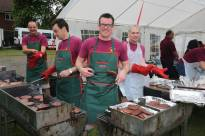 Lightwater Fete 2013 - Alan Meeks and Mike Hillman (17)