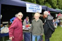 Lightwater Fete 2013 - Alan Meeks and Mike Hillman (21)