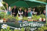 Lightwater Fete 2013 - Alan Meeks and Mike Hillman (22)