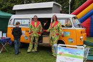 Lightwater Fete 2013 - Alan Meeks and Mike Hillman (25)