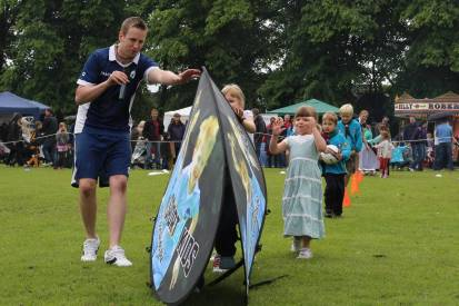 Lightwater Fete 2013 - Alan Meeks and Mike Hillman (41)