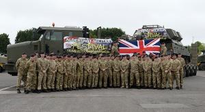 Aldershot Military Festival 2013