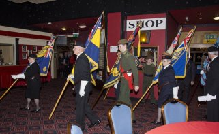 Mike Hillman British Legion Poppy Appeal Lakeside Image00008