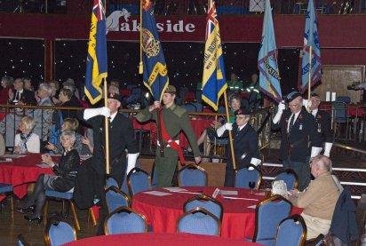 Mike Hillman British Legion Poppy Appeal Lakeside Image00012