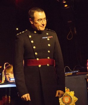Mike Hillman British Legion Poppy Appeal Lakeside Image00020