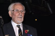 Mike Hillman British Legion Poppy Appeal Lakeside Image00040