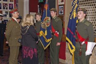 Mike Hillman British Legion Poppy Appeal Lakeside Image00041