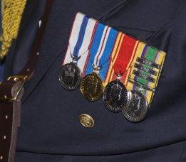 Mike Hillman British Legion Poppy Appeal Lakeside Image00044