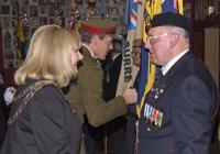 Mike Hillman British Legion Poppy Appeal Lakeside Image00045