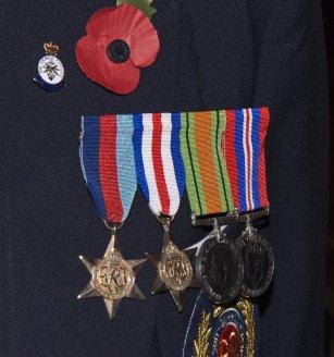 Mike Hillman British Legion Poppy Appeal Lakeside Image00049