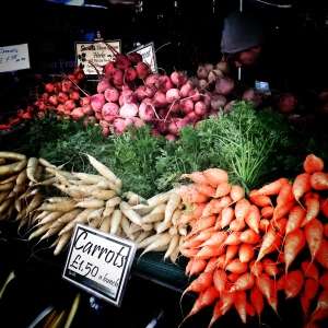 Camberley Farmers Market - Fruit and veg