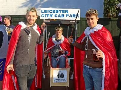 Windlesham Pram Race 2013 - Alan Meeks (18)