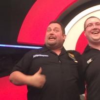 Lakeside World Darts 2014 - Paul Deach (2)