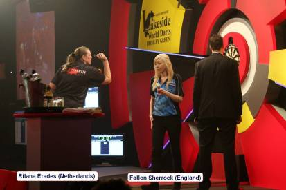 Lakeside World Pro Darts 2014 - Alan Meeks (37)