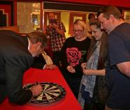 Lakeside World Pro Darts 2014 - Alan Meeks (45)