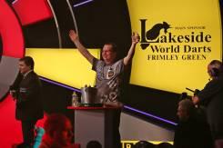 Lakeside World Pro Darts 2014 - Alan Meeks (57)