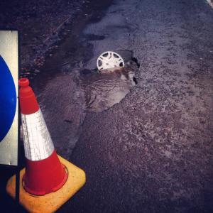 Pot Hole