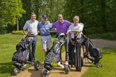 Citizens Advice Surrey Heath Charity Golf Day 2014 - Alan Meeks and Mike Hillman (22)