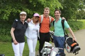 Citizens Advice Surrey Heath Charity Golf Day 2014 - Alan Meeks and Mike Hillman (29)