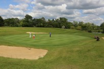 Citizens Advice Surrey Heath Charity Golf Day 2014 - Alan Meeks and Mike Hillman (37)