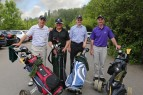 Citizens Advice Surrey Heath Charity Golf Day 2014 - Alan Meeks and Mike Hillman (39)